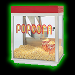 Popcorn Machines & Mixes