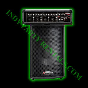PA & Speaker Systems - Indianapolis Party Rentals - Indianapolis